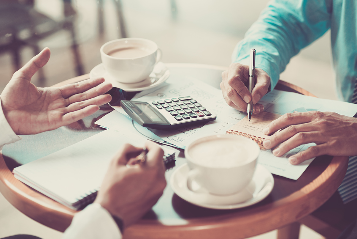 Budgeting and financial planning advice