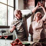 Falling in love later in life. Semi-retired couple in love what are the financial implications